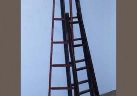 wooden ladders found on ebay