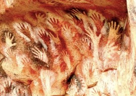 prehistoric cave art from 50,000-20,000 BC