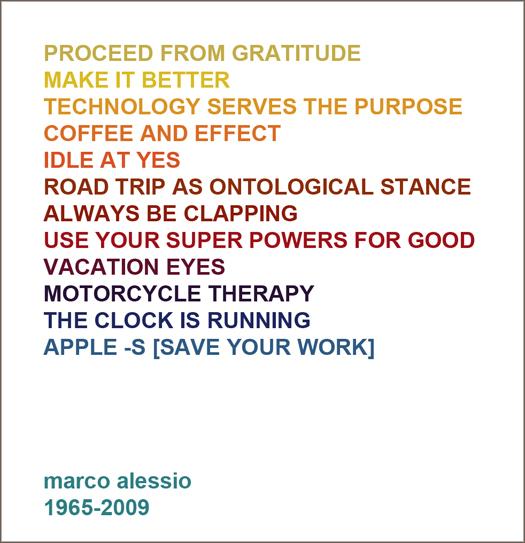 Marco Alessio via Siobhan Humston