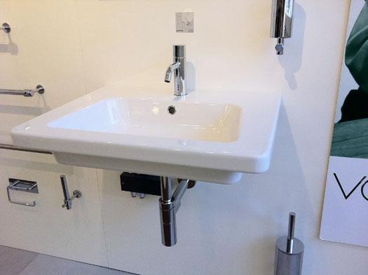 bath showroom