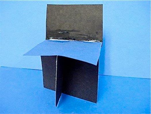 construction paper chairs de
