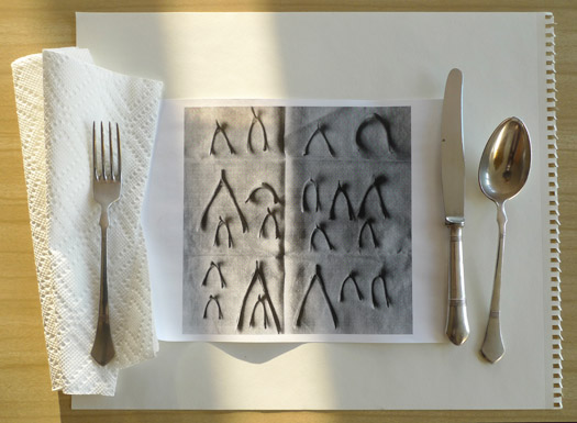 paper placemat w picture