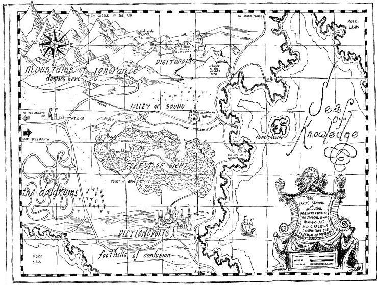 phantom tollboth map