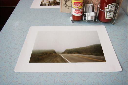 ACP 9 Public Art: Paper Placemats (ATL)