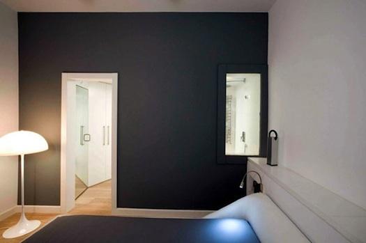 Door with moulding