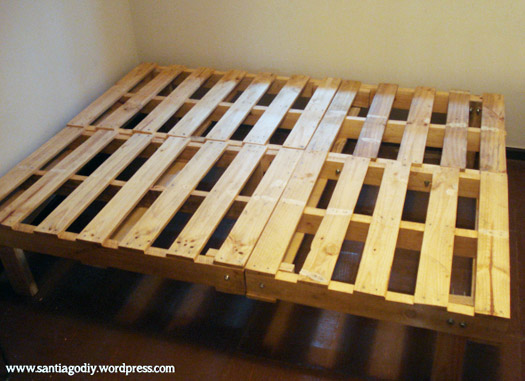 shipping pallet furniture basics
