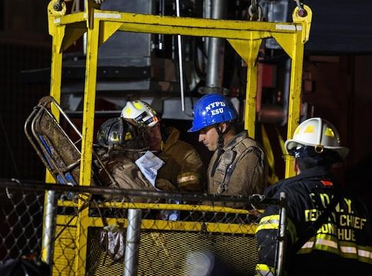 nyc subway rescue 2