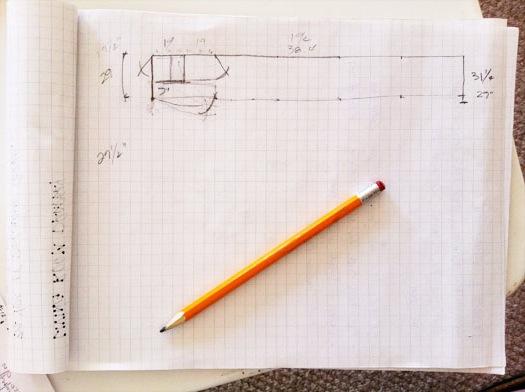 Scott's drawing