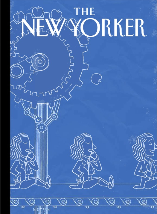 Christopher Niemann for The New Yorker