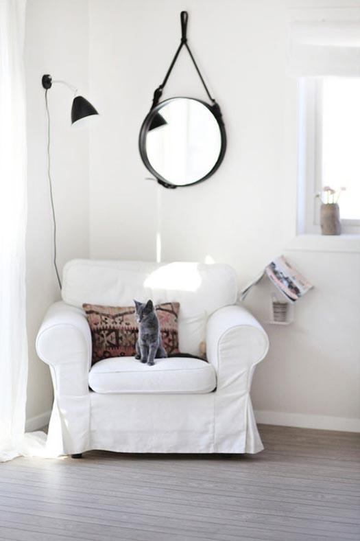 Ektorp chair from IKEA