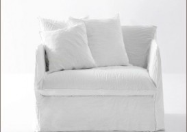 Ghost armchair designed by Paola Navone for Gervasoni