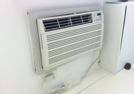 AC with ugly plastic surround