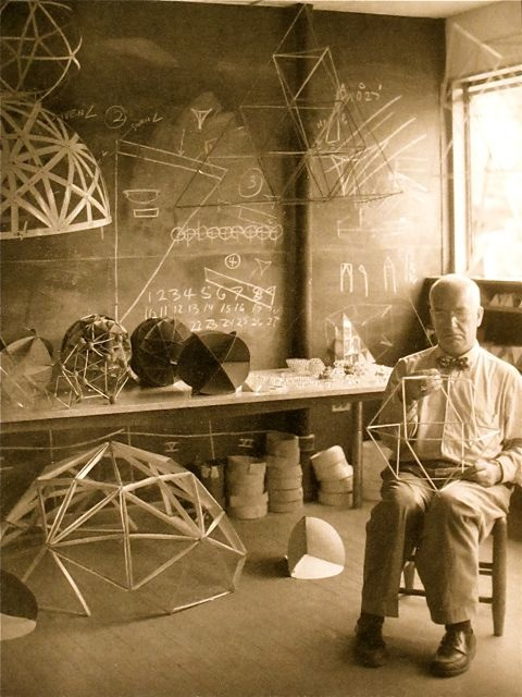 buckminster fuller institute