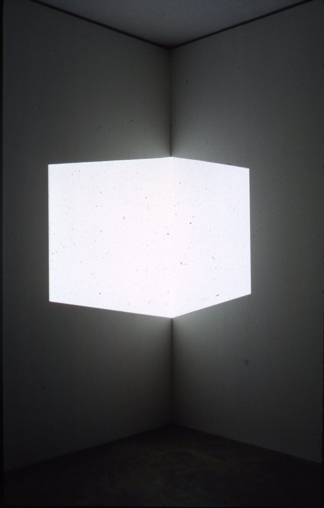 catso (white) by james turrell