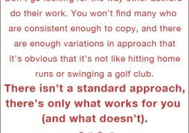 Seth Godin on writing 2