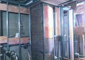 Solid Blocking kitchen 2
