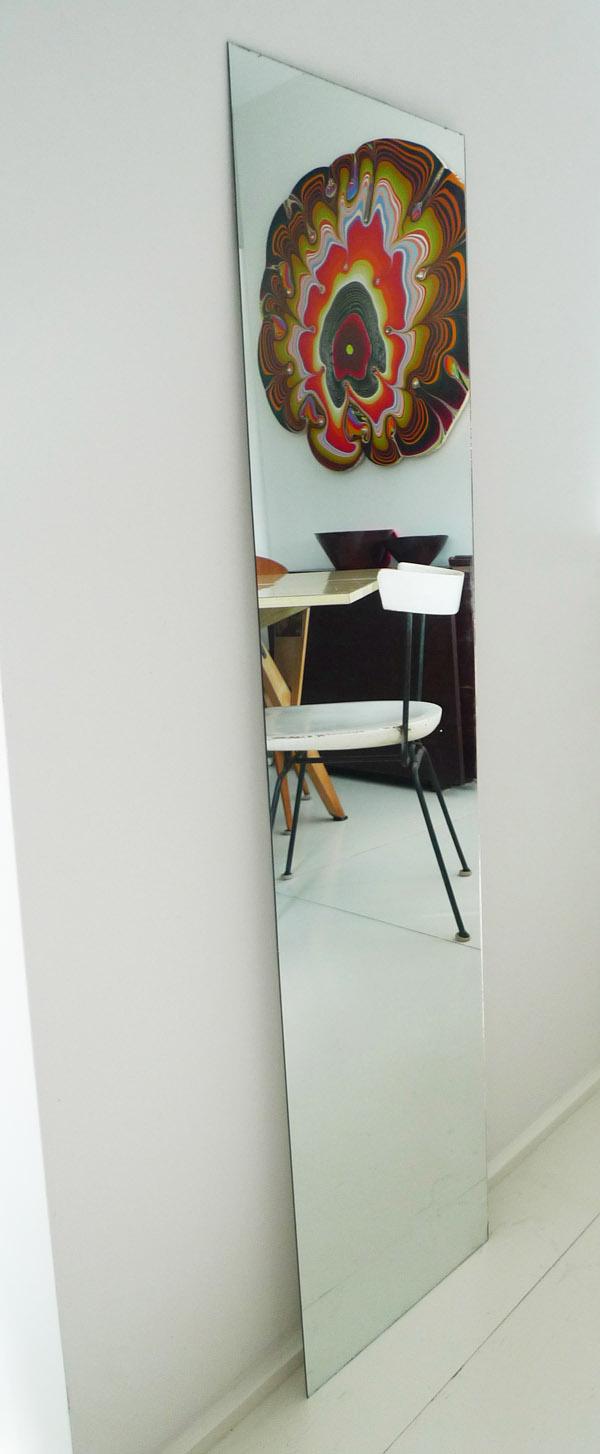 cheap mirror sliver
