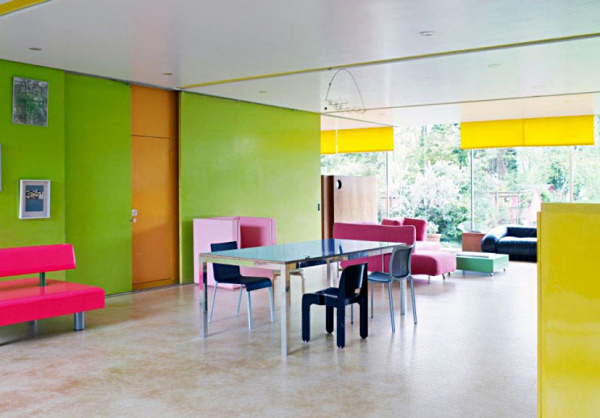 colorful 60s house-rogers-london