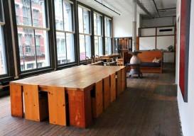 Donald Judd's Soho Loft