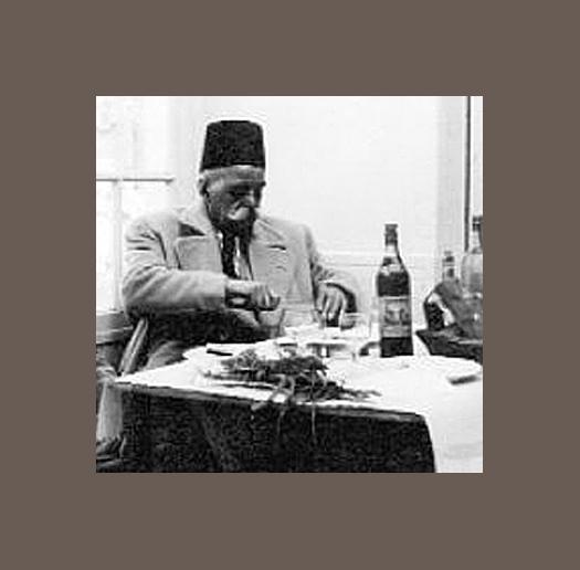 gurdjief eating