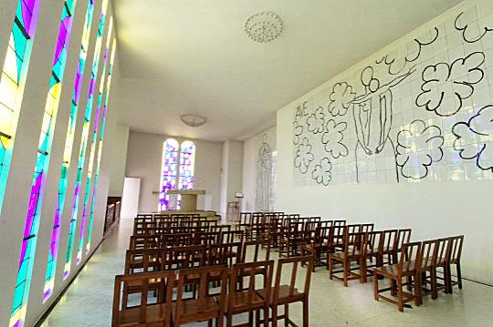 matisse chapel winstonwachterblog