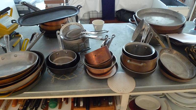 pot array