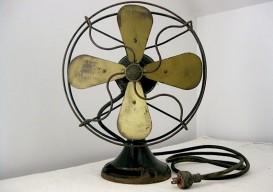 vintage 1920 Northwind fan