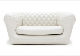 Blofeld outdoor chesterfield sofa