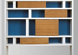 Charlotte Perriand bookshelves