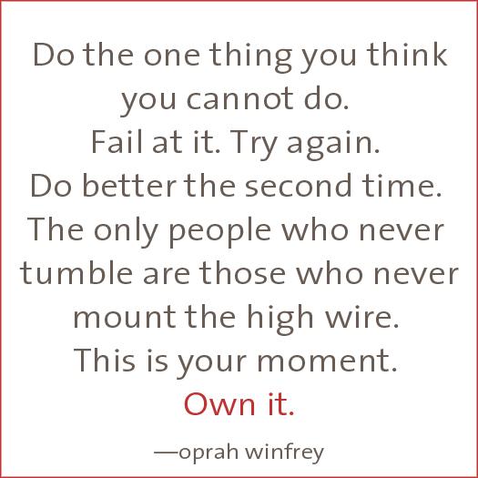own it oprah