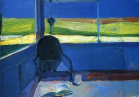 "Richard Diebenkorn ""Interior with Book"""