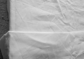 diy linen bed skirt dust ruffle 5