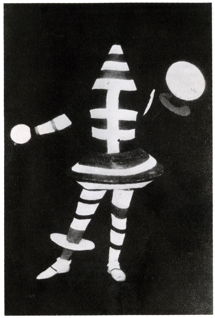 Bauhaus costume 1920