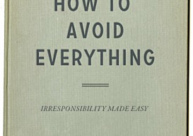 Book How to Avoid Everything