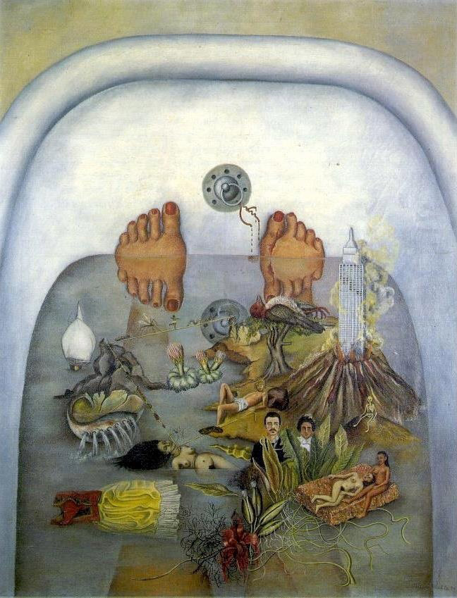 Frido Kahlo, Collectionof Daniel Filipacchi