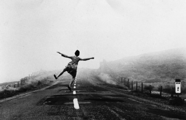 Jenny Hunter Groat Jumping