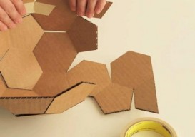 build a gingerbread geodesic dome (vicariously or otherwise)