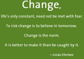 change linda ellerbee off green