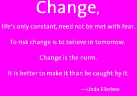 change linda ellerbee pink