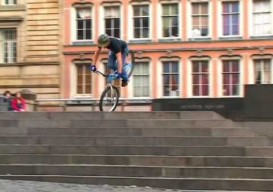 danny macaskill's bike lesson (setbacks + difficulties + perseverance = mastery)