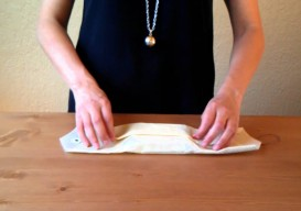 diy or buy: not-plastic beeswax food wrap