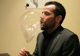 edible balloons (are you a secret molecular gastronomist?)