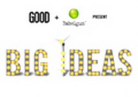 GOOD's video contest: enter your world-changing idea