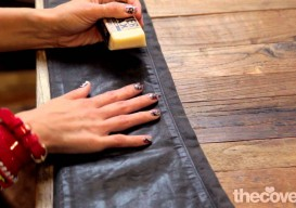 how to wax cotton…jackets, jeans, anything!