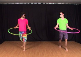 hula hoop dreams (exercise as play)