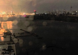 hurricane sandy time-lapse: what happened is happening still