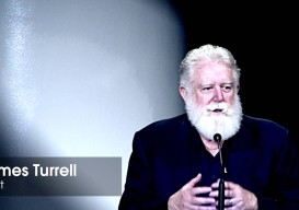 james turrell's aten reign: 'other seeing'