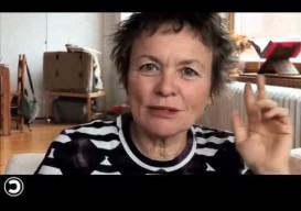 laurie anderson's big question