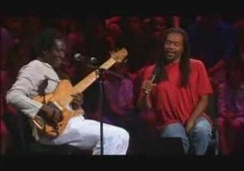 music for monday: bobby mcferrin improvises with richard bono