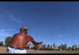 ray bethells' wondrous self-taught kite ballet